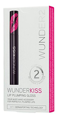 WUNDER2 Wunderkiss Gloss Repulpant Clear