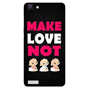 MOBO MONKEY Designer Printed Hard Back Case Cover for Vivo V1 - Premium Quality Ultra Slim & Tough Protective Mobile Phone Case & Cover