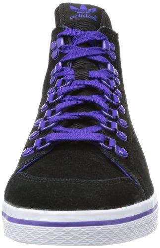 adidas Performance Honey Hook G95626, Sneaker Donna Nero (Schwarz (Black/Blast Purple F13/Black))