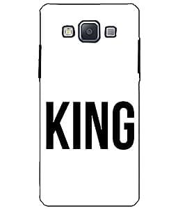 Astrode Printed Designer Back Case Cover For Samsung Galaxy A5