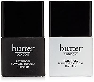 butter LONDON Patent-Gel Top and Tails Set