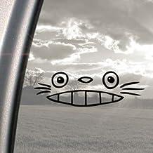 Ritrama - Pegatina para coche, diseño de Totoro Ghibli Laputa