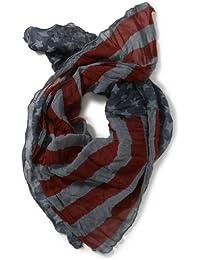 TOM TAILOR Denim Damen Schal, 02155820071/stars ´n stripes scarf
