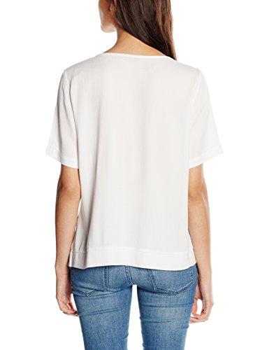 Sandwich 22001041 - Blouse - Femme Blanc - Weiß (Spring white 10055)