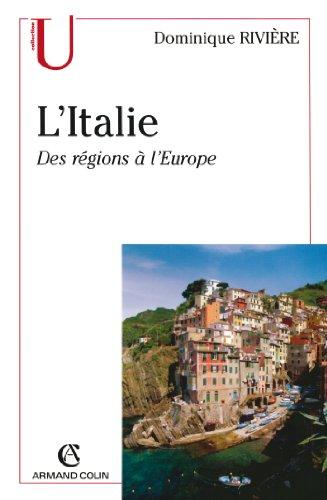 Italie, des régions à l'Europe