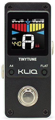 KLIQ Music Gear Accorder la pédale...