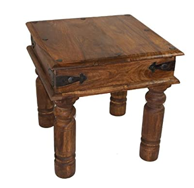 Sheesham Thakat Coffee Table 45cm