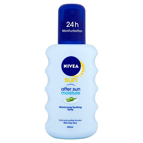 Nivea - Hidratante Solar - After Sun Spray, 200 ml