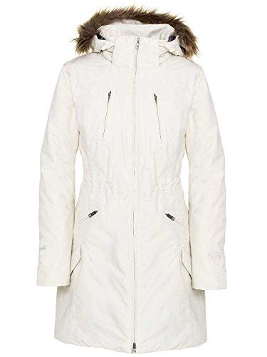 The North Face Women Insulared Sumiko Jacket Vintage White Vintage White