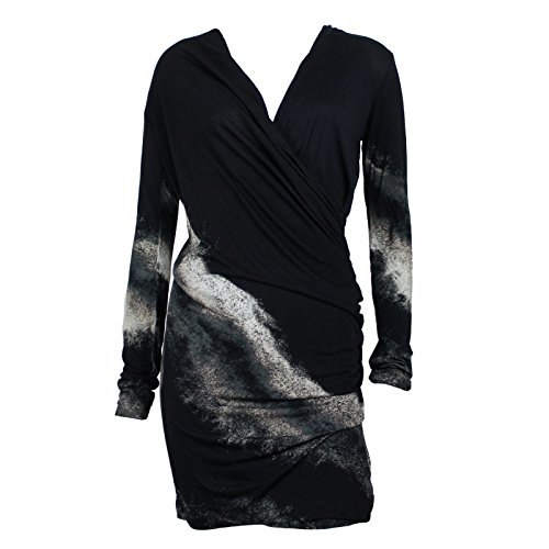 Religion Clothing Damen Kleid Dress Black