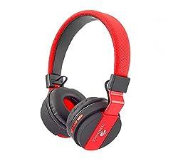 Zebronics Airone Bluetooth Headphones (Black)