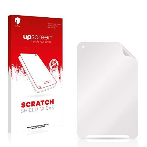 upscreen Scratch Shield Schutzfolie kompatibel mit Medion Lifetab Junior Tab S7322 (MD 98957) - Kristallklar, Kratzschutz, Anti-Fingerprint