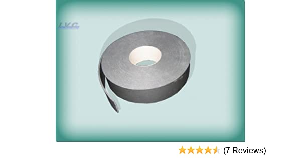 Rohrisolierung NMC Kautschukband für Insul Tube schwarz 3 mm x 50 mm x 15 m