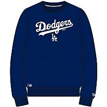 New Era Team Apparel Crew Neck Los Angeles Dodgers 680b9b48d55d