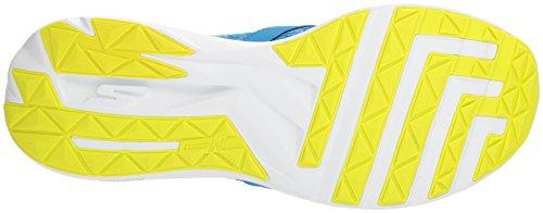 Skechers Go Run Ride 7, Chaussures De Sport D'intérieur Pour Homme Bleu (bleu)