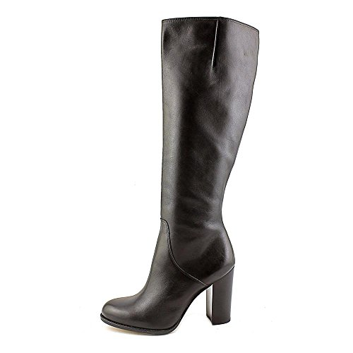 Sam Edelman Regina 2 Cuir Botte Black