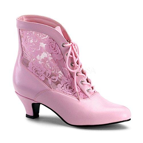 Funtasma chaussures pour Grand Dames: Dame-05 rose mat