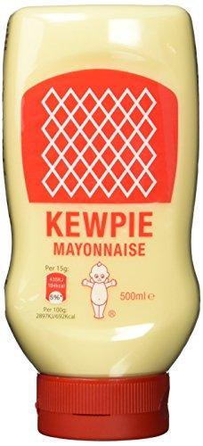 Kewpie Mayonnaise, 1er Pack (1 x 500 ml)