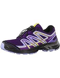 Salomon Wings Flyte 2 W Zapatillas de mujer trail running cosmic purple 41 1/3