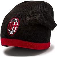Puma AC Milan Reversible Gorro, Tango Red Black, OSFA