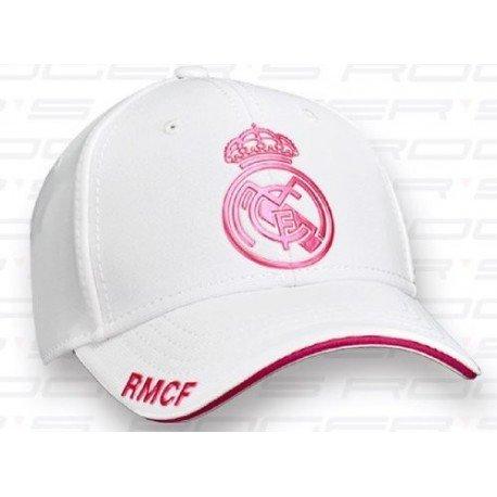 Gorra Real Madrid Mujer