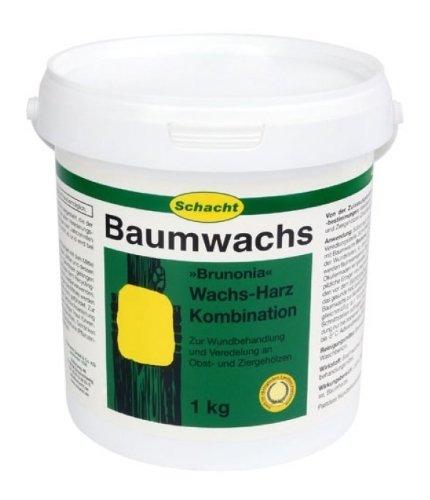 Schacht Baumwachs Brunonia 1 kg