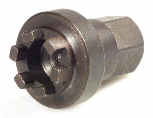 Kronenmutterschlüssel SIP Ein-/Ausbau Kronenmutter Kupplung, für Vespa 125 V1-TS/150 VL -Super/160 GS/180 SS/Rally /PX80-200/PE/Lusso -> 1994 /Cosa 1/T5