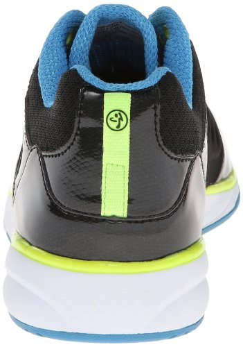 Zumba Footwear ZUMBA ENERGY PUSH, Scarpe fitness donna multicolore (Mehrfarbig (Black/Black))