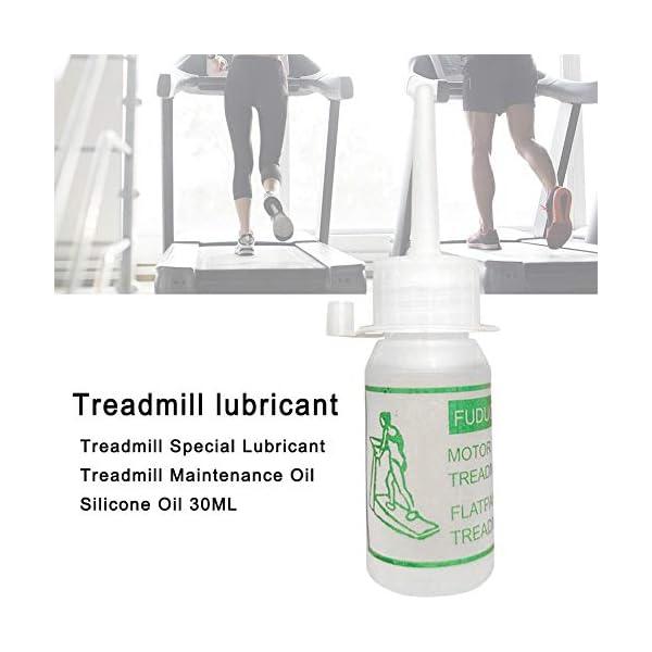 colinsa Lubrificante 100 100 in Silicone per Tapis roulant per Tapis roulant Resistente all'Usura, Olio lubrificante per… 5 spesavip