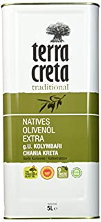 Terra Creta Extra Natives Olivenöl, 5 l (B003UFDSPQ) | Amazon Products