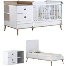 Kinderbett mitwachsend  Suchergebnis auf Amazon.de für: babybett mitwachsend - Newjoy