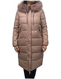 Amazon.it  Piumini Lunghi - ASPESI   Giacche e cappotti   Donna   Abbigliamento 0d8c434048e3