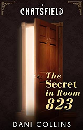 book cover of The Secret in Room 823