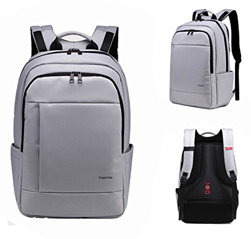 yacn-nylon-laptop-rucksack-leinwand-rucksack-reise-432-cm-laptop-light-gray