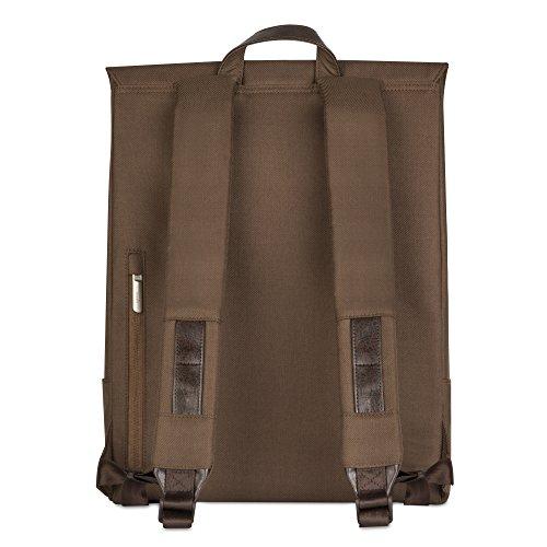 """41vq1xQklML - [Gravis] Moshi Helios Designer Rucksack für MacBook Pro 15"""", braun für 99€ statt 113,99€"""