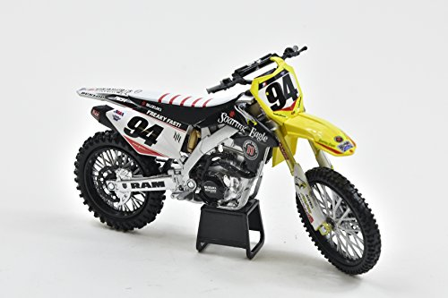 New Ray 57743 1:12 Racing Dirt Bike RCH Suzuki RM-Z450