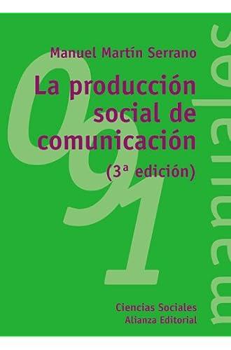 La producción social de comunicación
