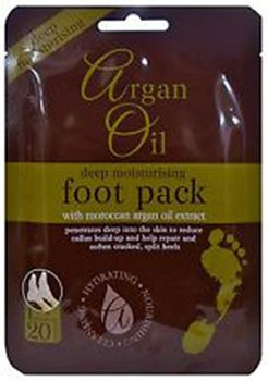 Deep Moisturising Foot Pack with Morrocan Argan Oil Extract Test