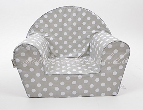 "Kindersessel Sessel Babysessel Kindermöbel Kinderzimmer ""GREY"" von ALANEL"
