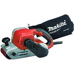 Makita M9400 Ponceuse à Bande 940 W 100 x 610 mm