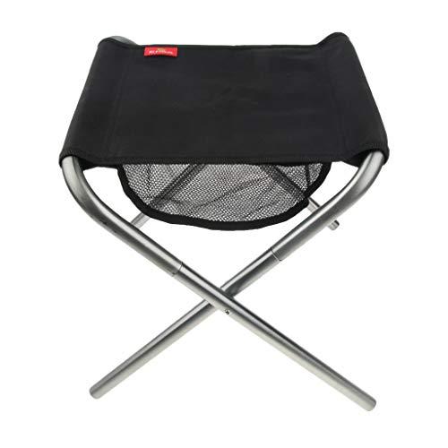 perfk Camping Stuhl Faltstuhl Angelstuhl, max. 150 kg