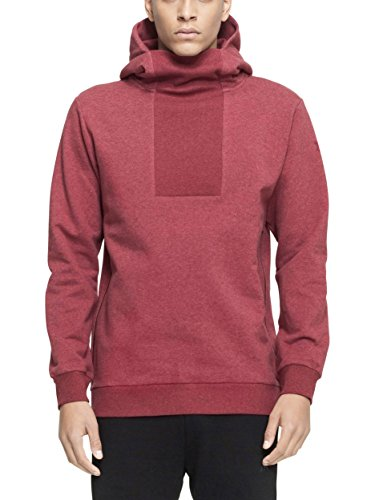 Onepiece Unisex Kapuzenpullover Hoodie Out Rot (red Mel)