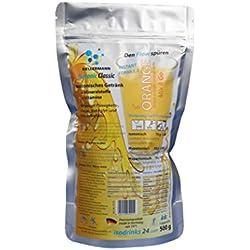 Bebida isotónica en polvo KELLERMANN® ISOTONIC CLASSIC. Para los deportes outdoor. Sabor NARANJA 500 g