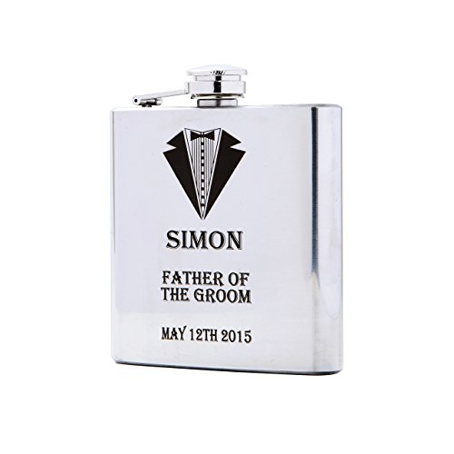 wedding-tux-personalised-grooms-party-hip-flask-favours-engraved-with-title-of-role-name-date-design