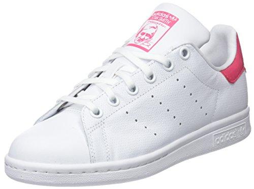 wholesale dealer f94ac e071f adidas Stan Smith J, Scarpe da Ginnastica Basse Unisex – Bambini