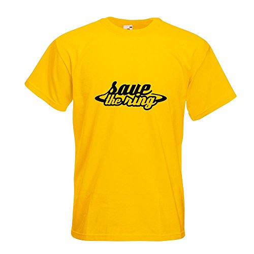 KIWISTAR - Save The Ring - Motorsport - Rennstrecke T-Shirt in 15  verschiedenen Farben
