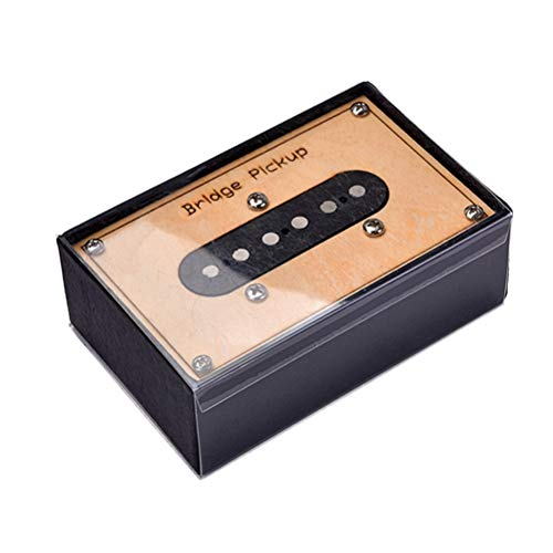 Healifty gma17 Bridge Pickup Portable Blanco Cobre