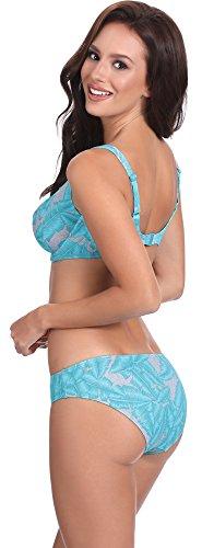 Feba Donna Modellante Corpo Bikini F07 Modello-411