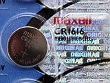 CR 1616 Hitachi Maxell Battery 3V Micro ...