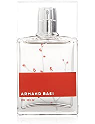 Armand Basi en rouge Eau de toilette vaporisateur 50ml